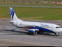 Авиакомпанию «Нордстар» оштрафовали на 100 тысяч за задержку красноярского рейса