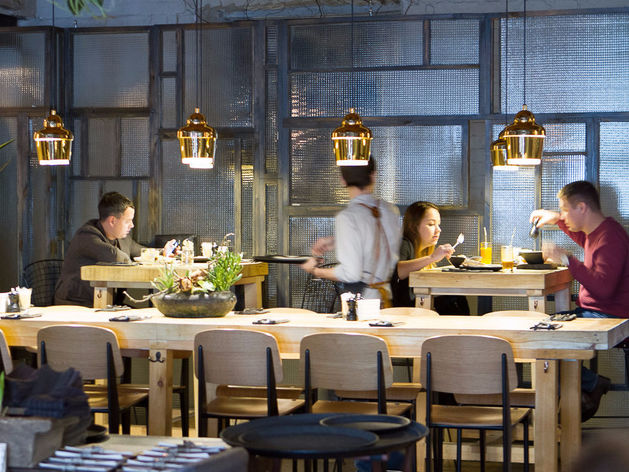 Рестораны победили ритейл. Обороты общепита растут быстрее рынка розничной торговли