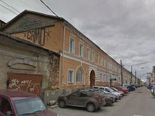 «Ночлежку» восстановят на улице Кожевенной в Нижнем Новгороде