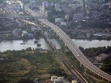 Темерницкий мост в Ростове покрасят за 17 млн рублей