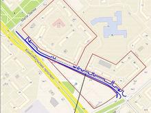В Красноярске начинается строительство новой дороги в Северном