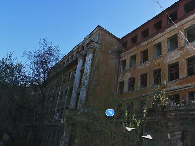 Развалины «больницы с привидениями» в Зеленой роще отдают с многомиллионной скидкой