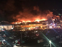 Пострадавшим от пожара ростовским предпринимателям окажут бесплатные консультации
