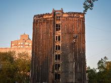 Здание сгоревшего отеля в Ростове признано пригодным к эксплуатации