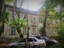 Нижегородская мэрия готовит к застройке участок у дома, где жил Горький