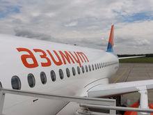 """Авиакомпания """"Азимут"""" 50% своих рейсов будет выполнять из Ростова"""