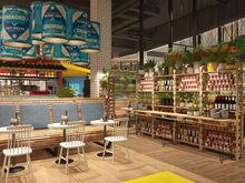 Владельцы Plov project и «Счастья» откроют первый на Урале ресторан-маркет