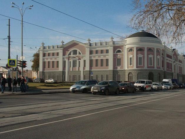 Какими будут бани «Сандуны» в Екатеринбурге? / ЭСКИЗЫ