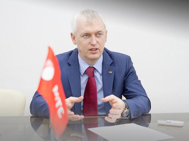 Андрей Попов, директор МТС в Свердловской области