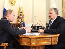 Евразийский банк развития возглавит экс-глава таможни Андрей Бельянинов, переживший обыски