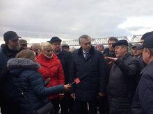 Новосибирскую набережную после реконструкции открыли для горожан