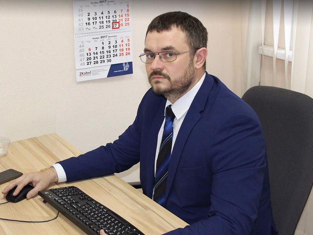 Алексей Речкалов, коммерческий директор Завода электротехнической арматуры
