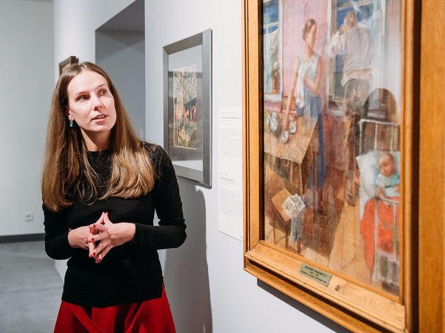 Этот интересный XX век: в Екатеринбург приехала уникальная художественная выставка