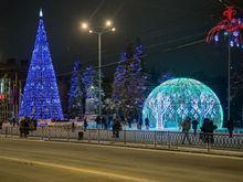 Ростов готов потратить на ёлочные украшения миллион рублей