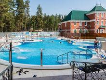 Базы отдыха застраивают леса Челябинской области термальными бассейнами