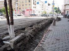Красноярские бизнесмены: «Ремонт на проспекте Мира делали киркой и лопатой»
