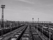 На железной дороге в Новосибирске заработал «Интеллектуальный контейнерный терминал»