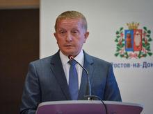 Экс-глава Ростова Сергей Горбань стал совладельцем компании в Петербурге