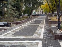 В Ростове благоустроят еще два сквера