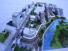 В Екатеринбурге на месте кладбища построят здание районной администрации и жилье