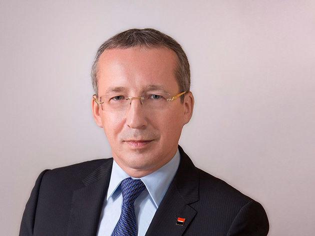 Дмитрий Олюнин, председатель правления ПАО РОСБАНК