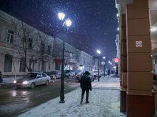 В Ростове ожидается снег и гололедица