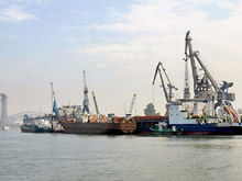 Проект Ростовского универсального порта заморожен