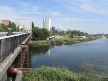 Из Темерника в Ростове подняли 126 тонн строительного мусора