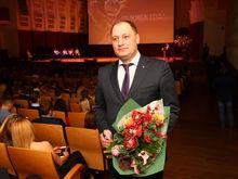 В первой номинации — «Банкир года» — объявлен победитель