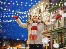 Сочи и Чебоксары, Рига и Берлин: рейтинг городов для новогоднего семейного отдыха