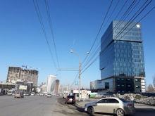 Бизнес-центр на Кирова введен в эксплуатацию