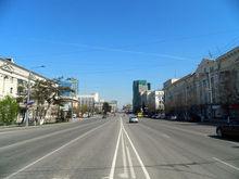 В Челябинске на проспекте Ленина построят пятиэтажный ТРК