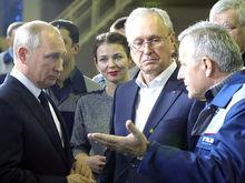 «ГАЗ за вас!» Путин объявил о намерении участвовать в выборах президента России