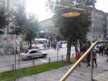 Улицу Советскую на пересечении с Ленина сделают двухсторонней