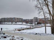 Подрядчик до сих пор не завершил благоустройство Мещерского озера в Нижнем Новгороде