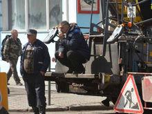 Прокуратура нашла нарушения при установке заборов и остановок на ул. Маркса в Красноярске