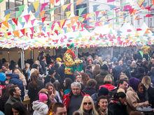 В центре Ростова пройдёт новогодний фуд-маркет
