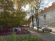 Территорию по улице Белинского в Нижнем Новгороде могут продать за 126 млн рублей