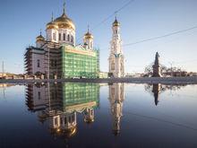 Кафедральный собор Ростова к Рождеству оборудуют подсветкой
