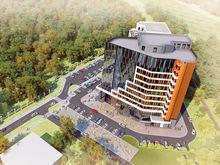 В Екатеринбурге не могут найти хозяина 155 млн рублей и делят крупный бизнес-центр