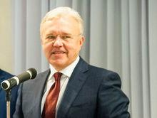 ИО губернатора Красноярского края Александр Усс поблагодарил уходящих в отставку министров