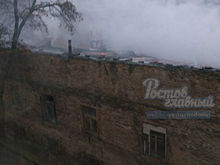 В центре Ростова утром произошло сразу два пожара