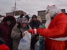 В Ростове-на-Дону пройдет новогодний утренник для бездомных и малоимущих