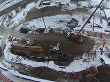 Открытие улицы Киренского в Красноярске пока отложено