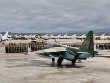 Минобороны РФ: самолеты в Сирии не уничтожены, двое военных погибли