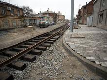 Ремонт улицы Станиславского в Ростове идет в круглосуточном режиме