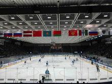 Новосибирские власти задумали построить хоккейный стадион без инвестора