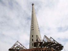 «Там нет никакой телебашни». В Екатеринбурге для знаменитого символа города роют яму