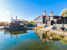 В Челябинской области продается спа-комплекс на воде за 110 млн руб.