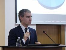 Панов напомнил застройщику Почаинского оврага о долге в 37 млн руб.